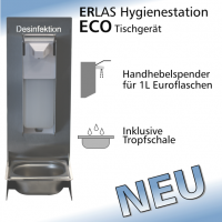 ECO Tischgerät Eurospender